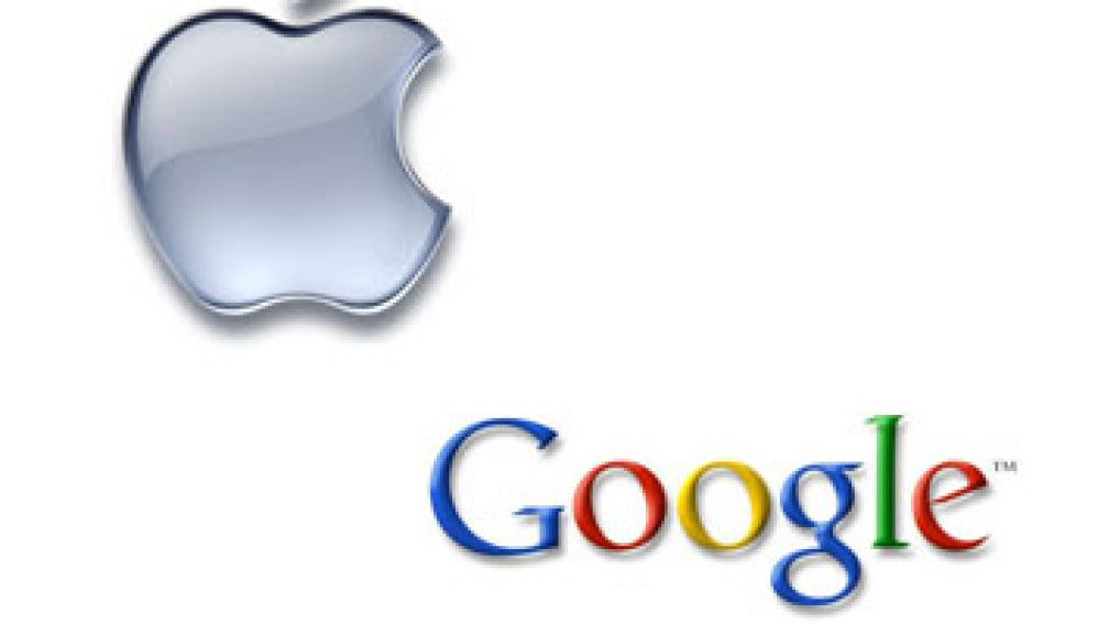 Apple y Google