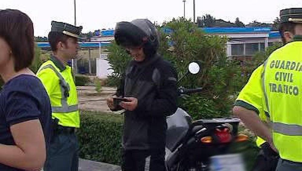 Campaña para frenar la siniestralidad de motos