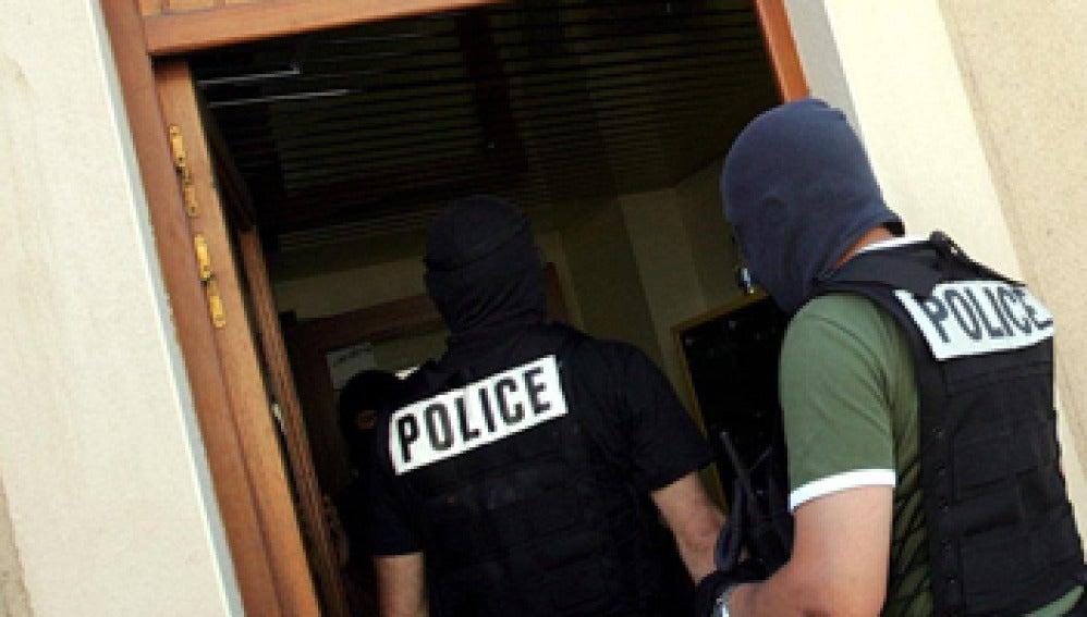 Detenciones en Francia