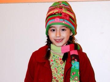 Priscilla Delgado es Lucia