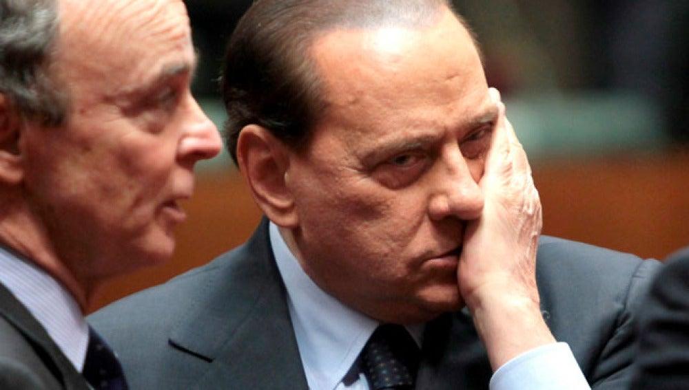Los jueces, contra Berlusconi