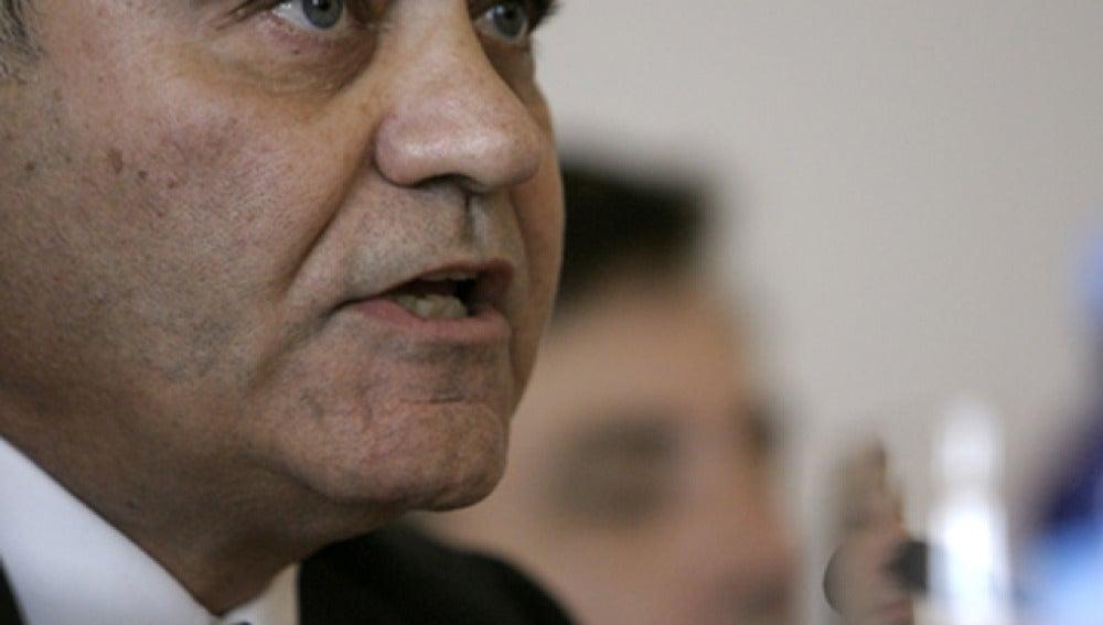 Díaz Ferrán es optimista con el acuerdo