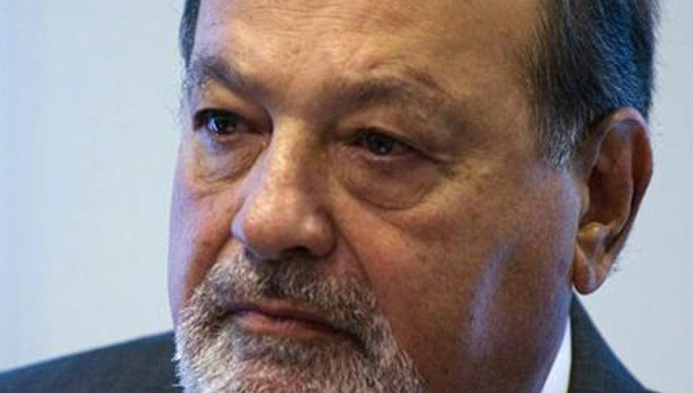 El mexicano Carlos Slim