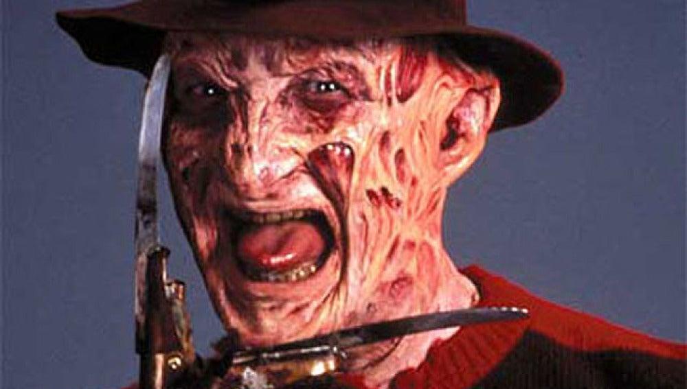 Vuelve Pesadilla en Elm Street