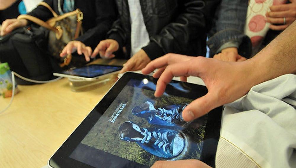 Llega el iPad 3G