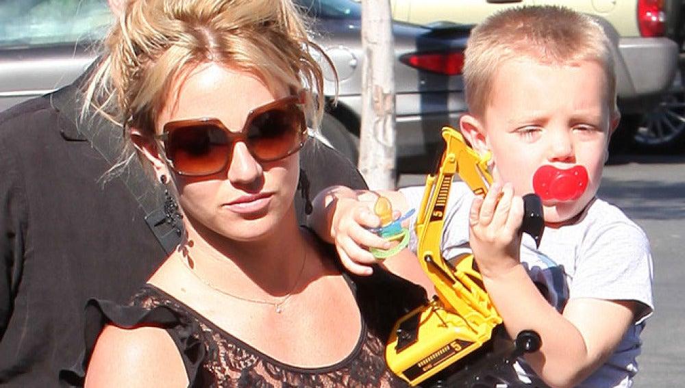 Britney quiere ser mamá de nuevo