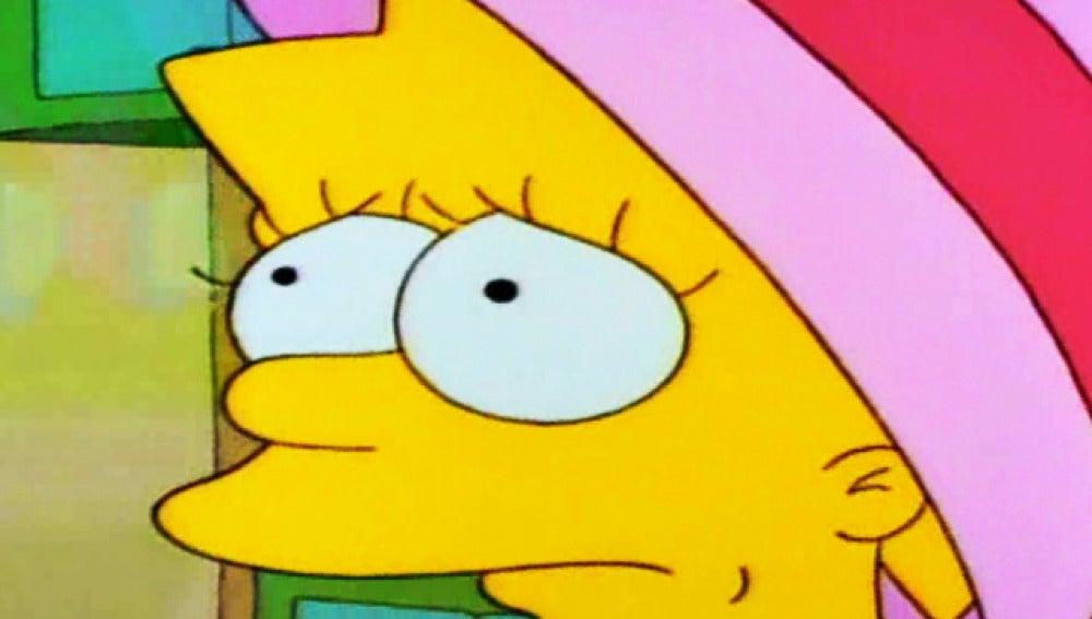Lisa tiene remordimientos