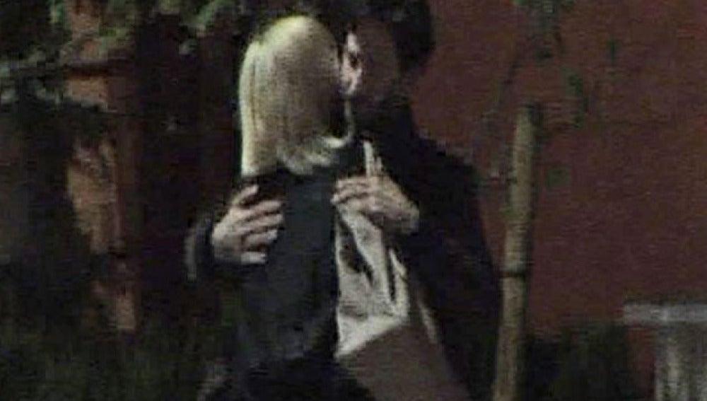 Keanu y Charlize
