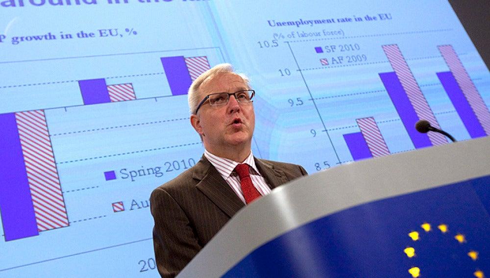 Bruselas mejora la previsión para España