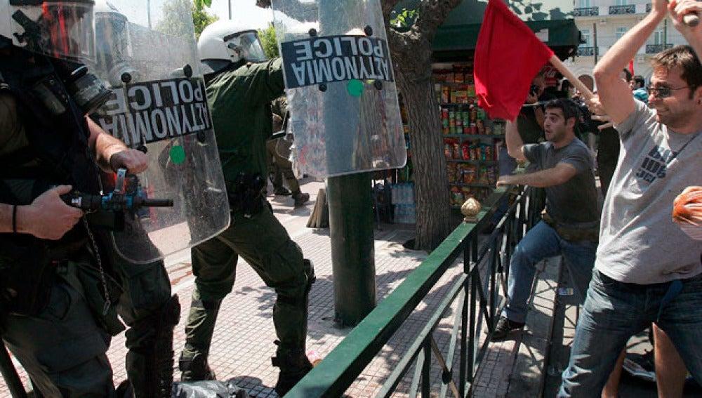 Nueva huelga general en Grecia