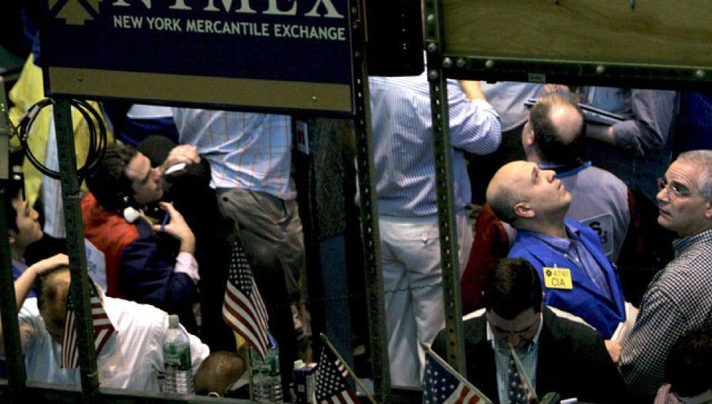 Wall Street se contagia del pánico griego