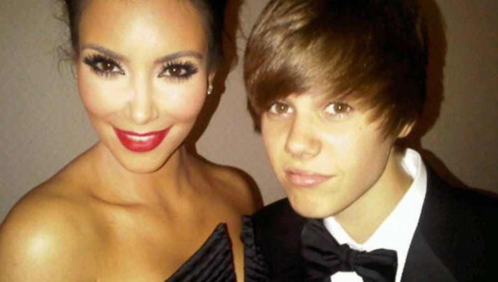 Kardashian, amenzada de muerte