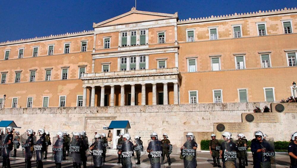 Malestar en la calle por el Plan de Grecia