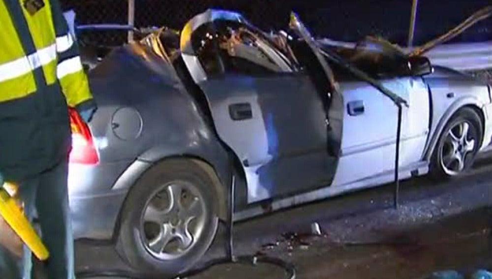 Trágico accidente en Becerril de Campos