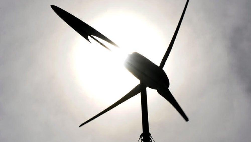 España, potencia eólica en 2009