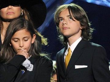 Los hijos de Michael Jackson