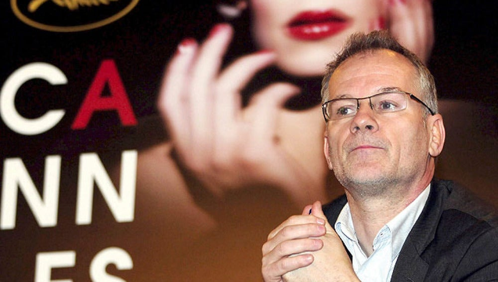 Thierry Frémaux, director de Cannes