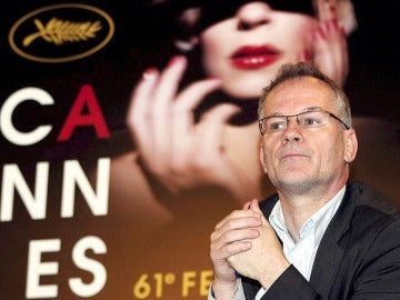 Thierry Frémaux, director de Cannes