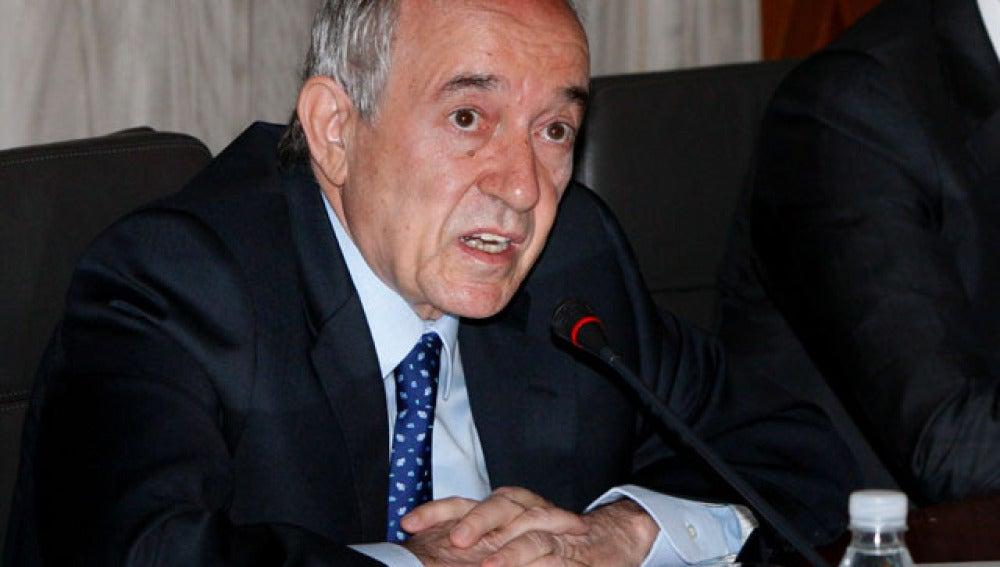 El gobernador del Banco de España, Miguel Ángel Fernández Ordónez