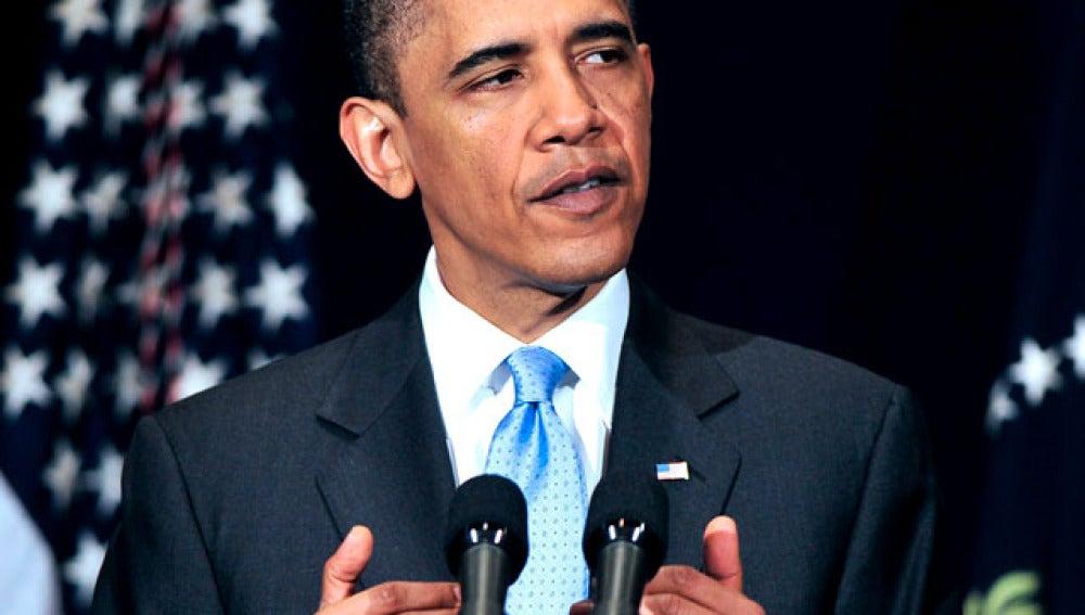 Obama llama a Zapatero
