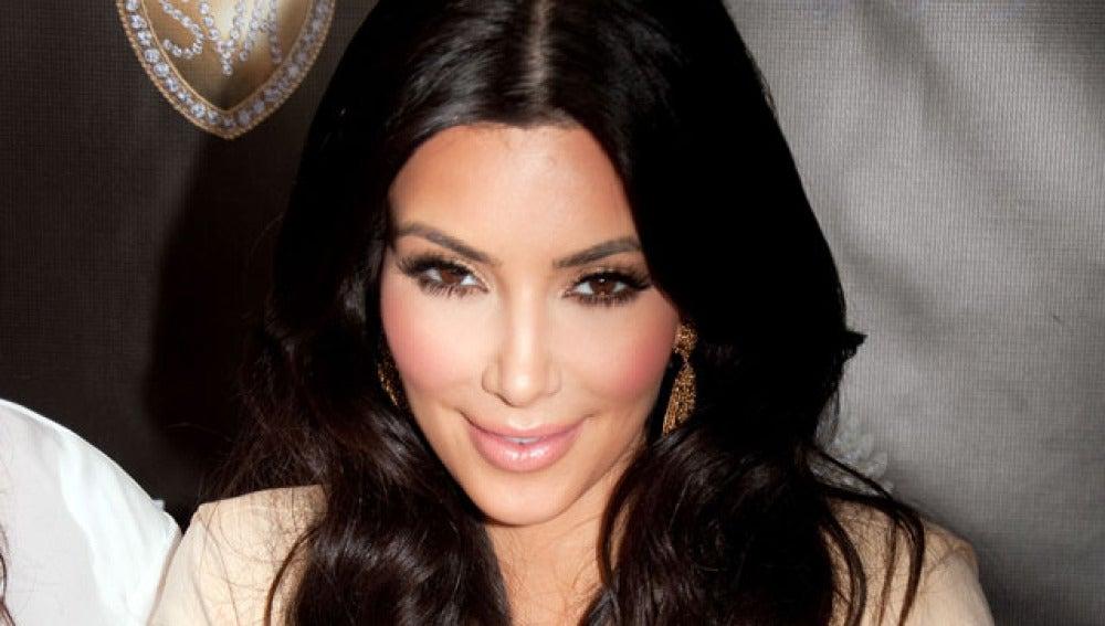 Kim, soltera, pero con ganas de boda