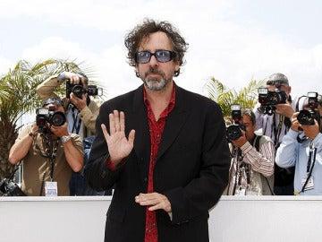 Burton preside el jurado de Cannes
