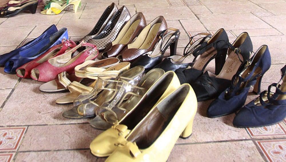 Sube el precio del calzado y del vestido en abril