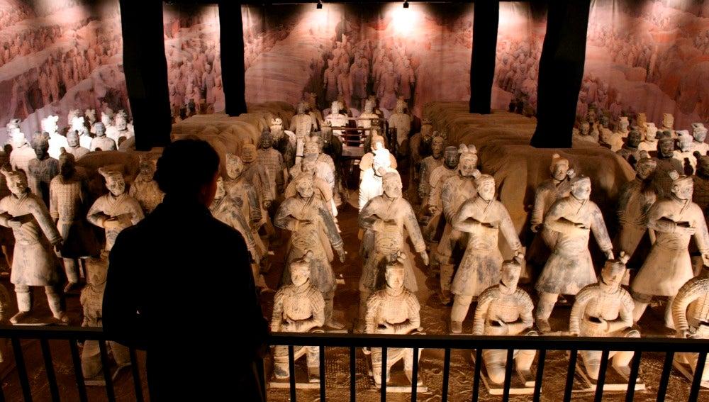 Exposición de los Guerreros de Xian