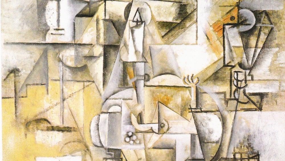 'Le pigeon aux petits pois', de Pablo Picasso
