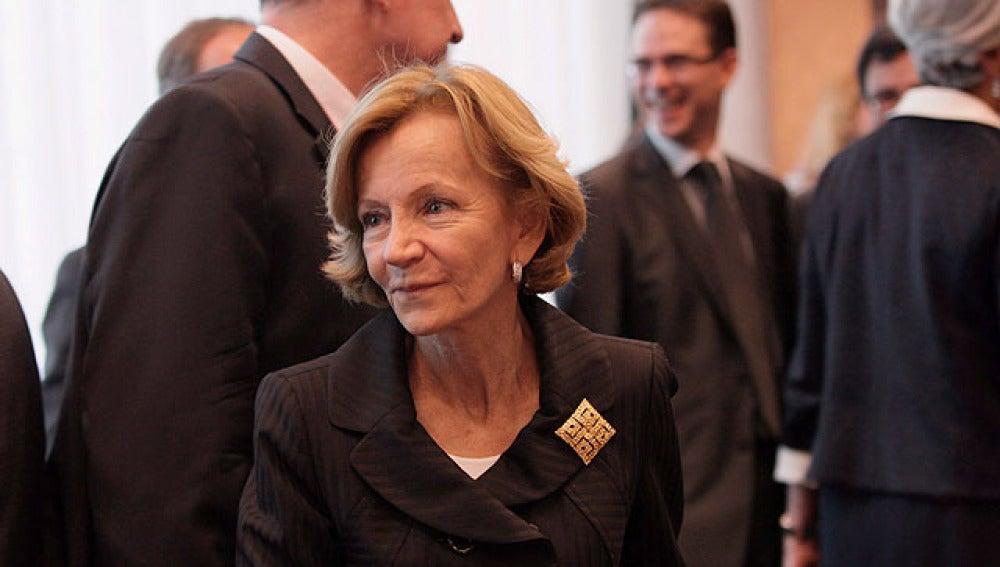 Ministra Elena Salgado