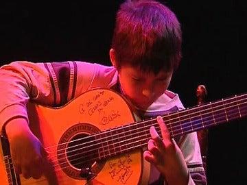 Pasión por la guitarra