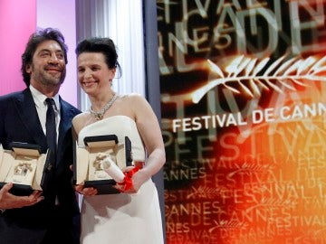 Bardem triunfa en Cannes