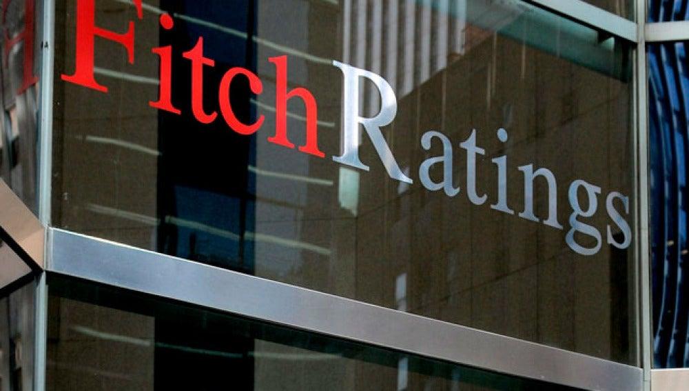 Fachada de la agencia Fitch
