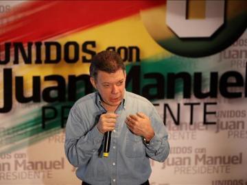 Santos, la mano derecha de Uribe