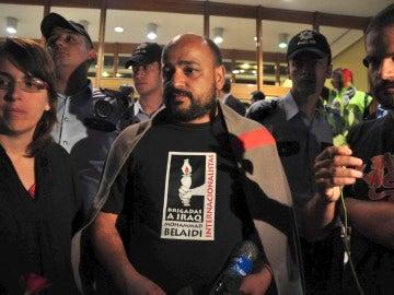 Los españoles, recibidos en Estambul