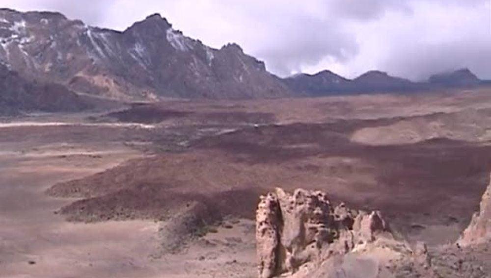 Marte en Tenerife