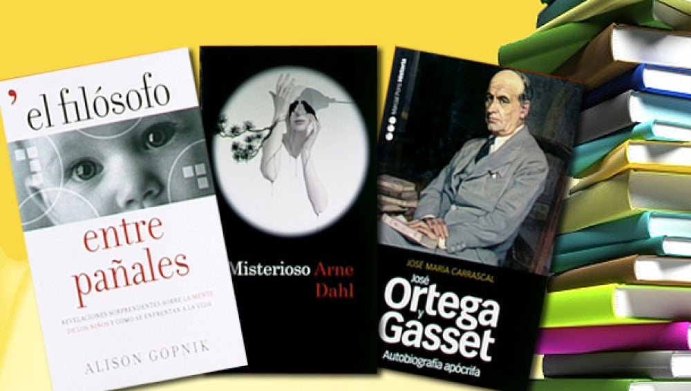Libros del 4 de junio