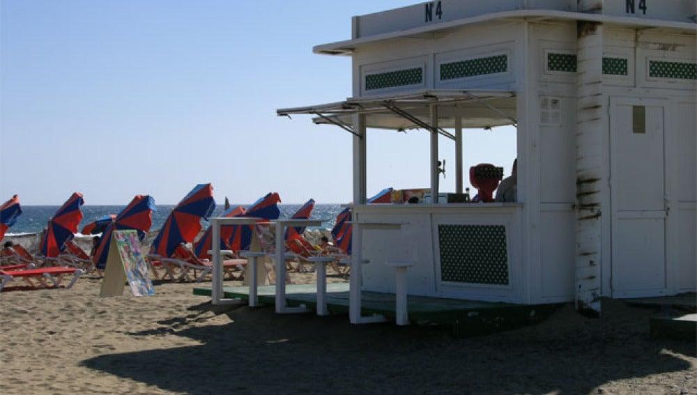Chiringuitos de playa