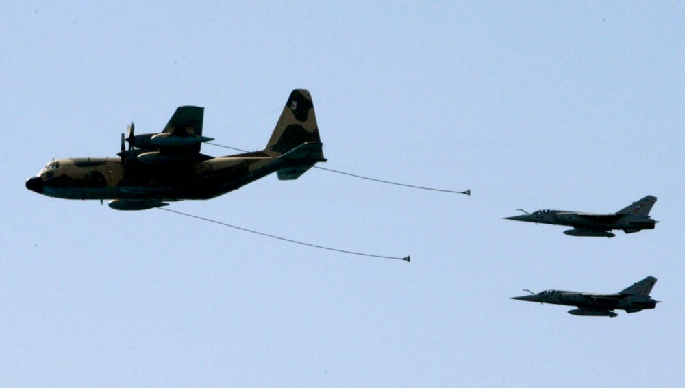 Buenos datos para la industria militar española