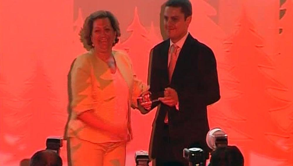 Premio Línea Directa a Antena 3