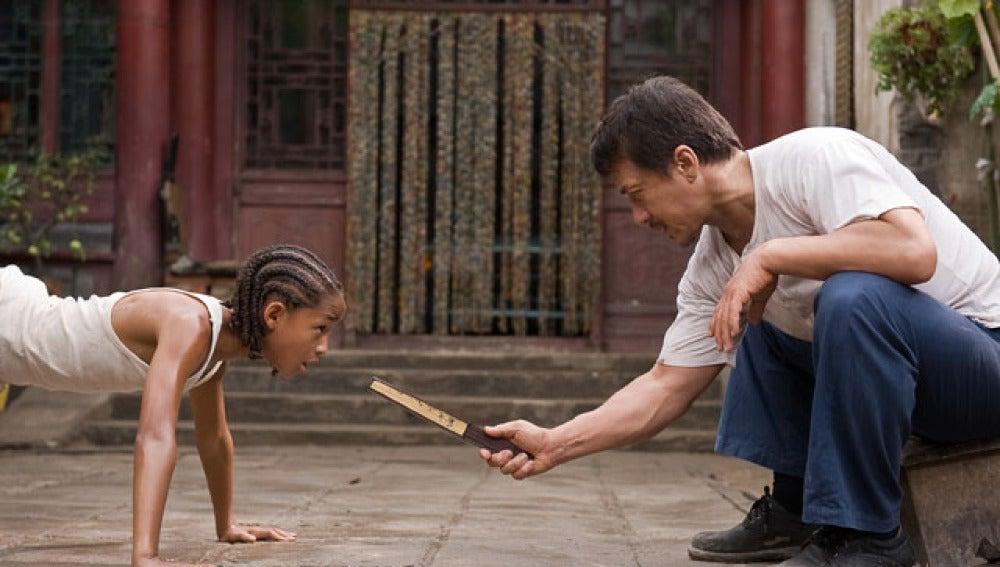 Vuelve 'Karate Kid'