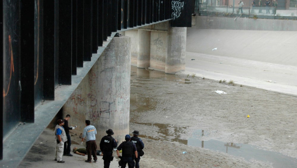 La policía fronteriza mata a un niño en México