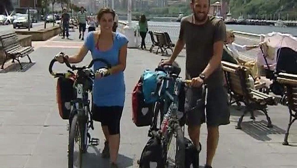 Vuelta al mundo en bici
