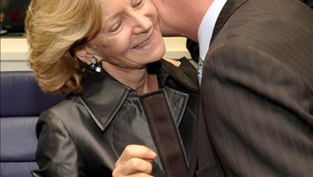Jean Claude Juncker, satisfecho con los recortes