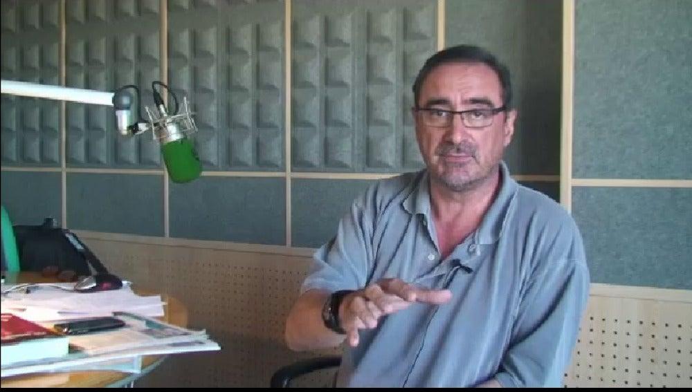 Videoblog de Carlos Herrera