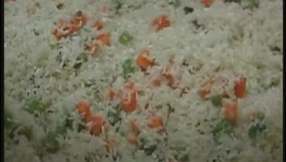 El arroz blanco propicia el desarrollo de diabetes