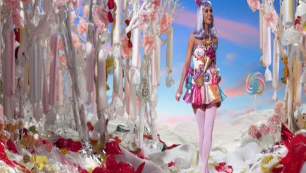 'California Gurls', lo último de Katy Perry