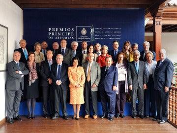 Jurado de los Príncipe de Asturias