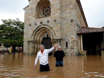 Asturias, inundada