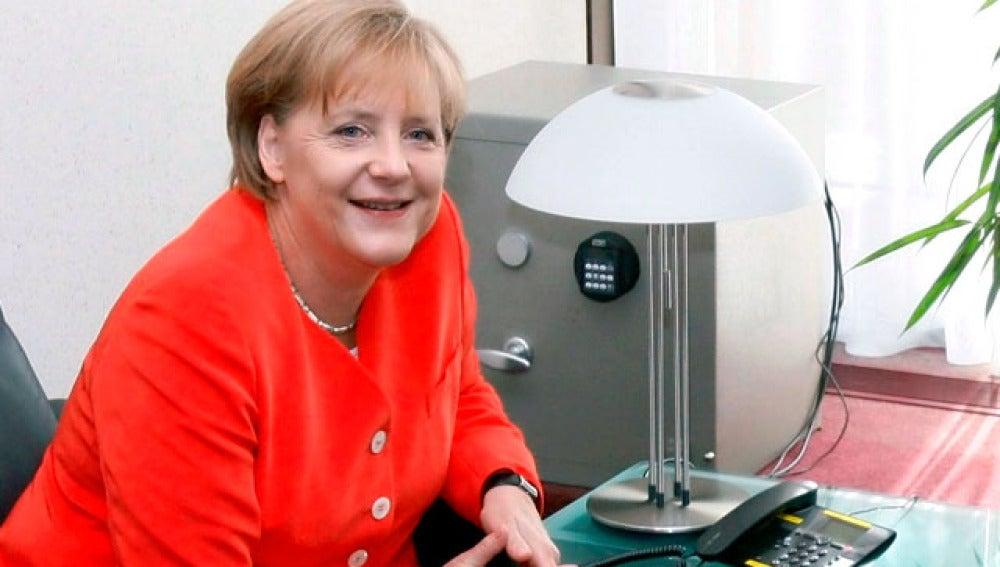 Merkel en la Cumbre de la UE